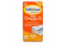 Haliborange Kids Omega-3 Orange Syrup