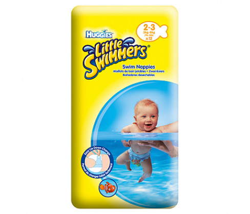 Huggies Little Swimmers 2-3yrs