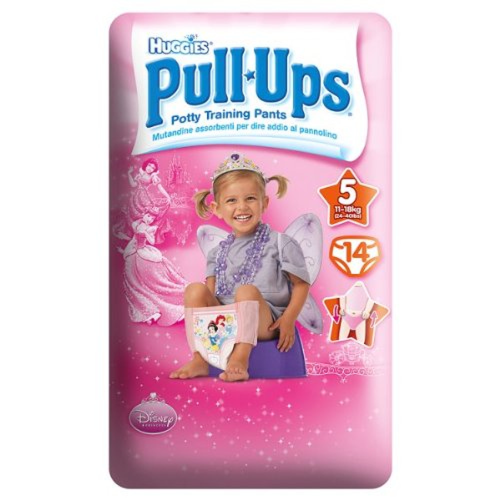 With a new leg fit for all-around protection, Pull-Ups Learning Designs Training Pants help teach toddlers potty training and offer reliable protection where they need it most.