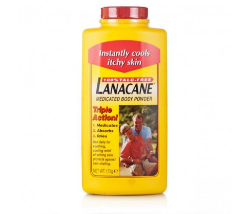 Lanacane Medicated Body Powder