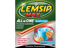 Lemsip Max All In One Breath Easy