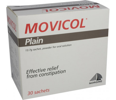 Movicol Plain Powder Sachets