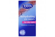 Optrex Rehydrating Dry Eye Drops