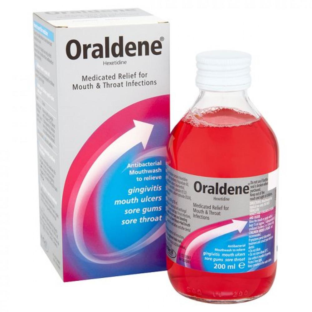 Oraldene Original Mouthwash