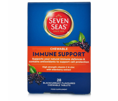 Seven Seas Immune Support Chewable Tablets