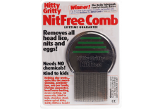 Nitty Gritty Nit Free HeadLice Comb
